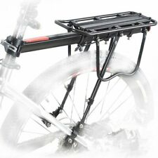 Bicycle Mountain Bike Rear Rack Seat Post Mount Pannier Luggage Carrier Up 30KG
