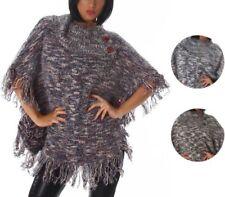 Gestreifte Damen-Pullover & -Strickware mit Rundhals Winter