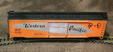 HO Roundhouse 50' Western Pacific Single Door Car USED