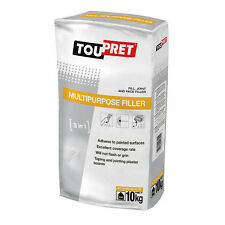 10kg Toupret Easifill 3 in 1 Multi Purpose Powder Fill Joint and Face Filler
