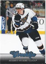 2007-08 Fleer Ultra Hockey ALEXANDER OVECHKIN #1 Base card Capitals