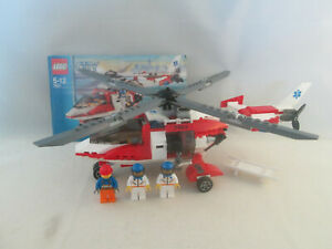 Lego City Hospital - 7903 Rescue Helicopter