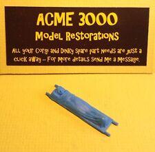 Spot On 207 Wadham Ambulance Reproduction Repro Blue Plastic Patient & Stretcher