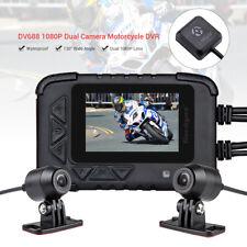 "New listing Dv688 Motor Bike 1080P Hd 2.4"" Camera G-Sensor Loop Recording Audio + Gps Logger"