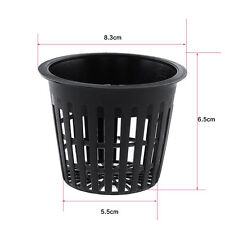 10PCS Hot Sale Planting Basket Plastic Round Aquatic Pot Baskets for Water Plant