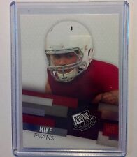 MIKE EVANS 2014 Press Pass Silver #17 (RC) (Free Shipping)!