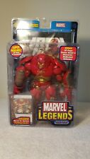 Marvel Legends HULKBUSTER IRON MAN LEGENDARY RIDER SERIES NEW WITH COMIC BOOK