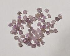 Lot Diamond Pink 1 Carat - Natural Pink Diamond Wholesale Lot