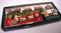 Vintage New Bright The Holiday Express # 178 Train Set Christmas Train Set RARE