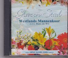 WEstlands Mannenkoor-Glazen Stad cd album