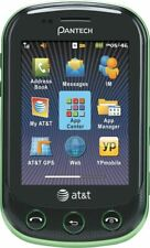 Pantech Pursuit II - P6010 (GSM Unlocked) - Green Smartphone