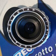 AGFA obiettivo 13mm F1:1.8 AGFA MOVESTAR per videocamera 8mm Agfa Movex Reflex