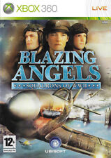 Blazing Angels Squadrons of wwii ~ XBox 360 (in Good Condition)