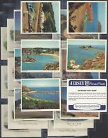 CHING-FULL SET- JERSEY PAST & PRESENT (1ST SERIES L24 CARDS) - EXC+++