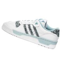 ADIDAS MENS Shoes Rivalry Low - White & Grey - EG7636