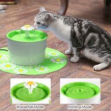 Wasserautomat / Trinkbrunnen / Wasserspender Haustierbrunnen für Katzen Hunde