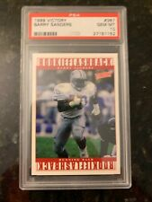 1999 Upper Deck VICTORY #367 BARRY SANDERS........PSA 10!
