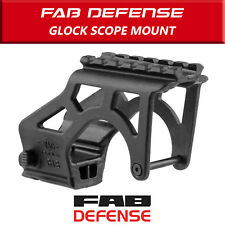 Fab Defense Glock Tactical Lightweight Scope Mount for All Glock Models - (GIS)