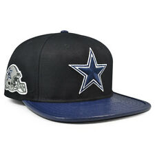 0444b3cd83232 Dallas Cowboys Pro Standard 2Tone Black Navy Strapback NFL Adjustable Hat