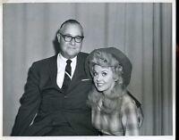 "Donna Douglas The Beverly Hillbillies Candid Original 8x10"" Photo #J1256"