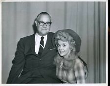 "Donna Douglas The Beverly Hillbillies Candid Original 8x10"" Photo #J1256"