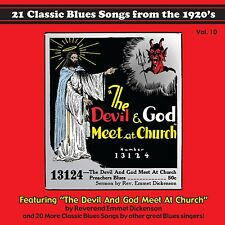 Tefteller's Blues Images Classic Paramount Blues Songs From the 1920's CD Vol 10