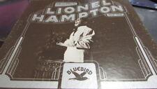 LIONEL HAMPTON BLUEBIRD LP SET THE COMPLETE 6 RECORD SET 1937-1941