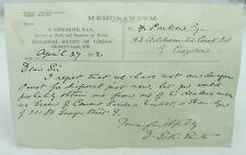1912 AMAZON PARROT ALS~DAVID SETH-SMITH~ZOOLOGICAL SOCIETY LONDON/ANIMAL DEALERS