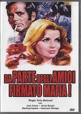 DA PARTE DEGLI AMICI FIRMATO MAFIA! (1971) DVD