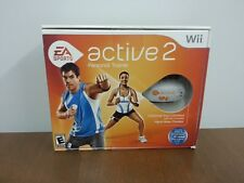 EA Sports Active 2 (Nintendo Wii, 2010)