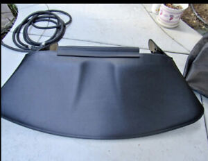 1994-2004 Ford Mustang Convertible Top Black Vinyl Dust Cover Tonneau Boot OEM