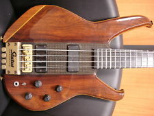 Status Graphite bass Series II 4 string headless fretted.