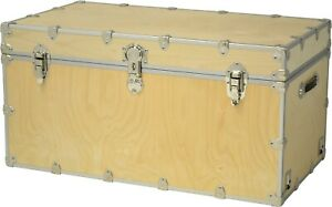 Rhino Naked Storage Trunk Footlocker 44x24x22 . USA Made