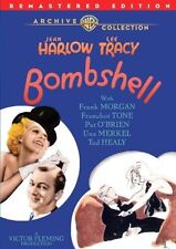BOMBSHELL (1933 Jean Harlow) Remastered Region Free DVD - Sealed