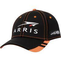 Carl Edwards #19 NASCAR ARRIS Racing Sponsor Stretch Fit Hat Cap