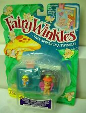 #5357 Nrfc Vintage Kenner Fairy Winkles Special Friends Address Book
