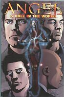 Angel Hole in the World 1 TPB IDW 2010 NM 1 2 3 4 5 Masks