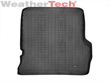 WeatherTech Cargo Liner for Ford Expedition/Lincoln Navigator w/Rear Vent- Black