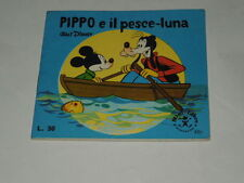 LIBRICINO FIABE MOLTO MIGNON ANNI '60-PIPPO E IL PESCE LUNA-N.48R-MONDADORI