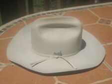 Stetson National Cutting Horse Association NCHA 10X Beaver Hat Size 6 7/8