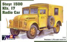MAC Distribution 1/72 (20mm) Steyr 1500 Kfz 17 Radio Truck