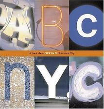 ABC NYC: A Book about Seeing New York City by Joanne Dugan (2005, NEW Hardcover)