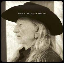Willie Nelson-HEROES-CD NUOVO