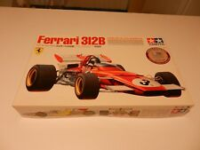 Tamiya 1/12 Ferrari 312B with Photoetch parts #12048