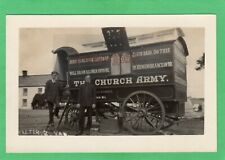 More details for exeter 2 van wagon the church army rp pc unused ac383