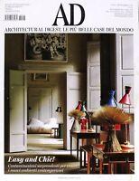 AD n.423 settembre 2006 - easy and chic rivista internazionale di arredamento
