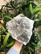 Very Large Natural quartz crystal cluster 2kg In Weight!