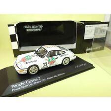 PORSCHE 911 CARRERA CUP 1993 M. HAKKINEN MINICHAMPS 1:43 léger défaut