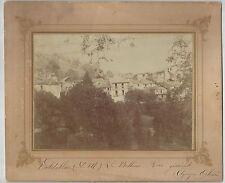 1890ca VALDEBROLE - LA BOLLINE Nice foto originale d'epoca all'albumina 17x13 cm