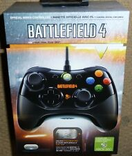 MICROSOFT XBOX 360 OFFICIAL BATTLEFIELD 4 WIRED USB CONTROLLER NEW Pad Gamepad